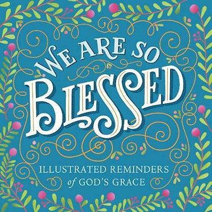 We Are So Blessed Devotional Book