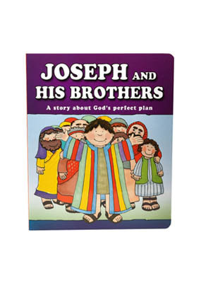 Joseph and His Brothers-BoardBook