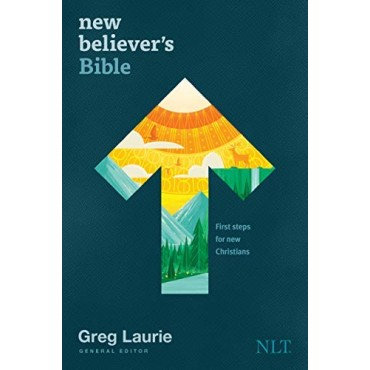 New Believer's Bible NLT (Softcover)  by Laurie Greg