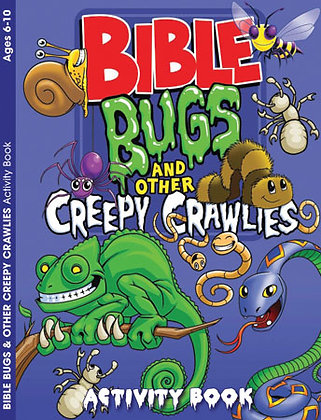 BIBLE BUGS ACTIVITY BOOK