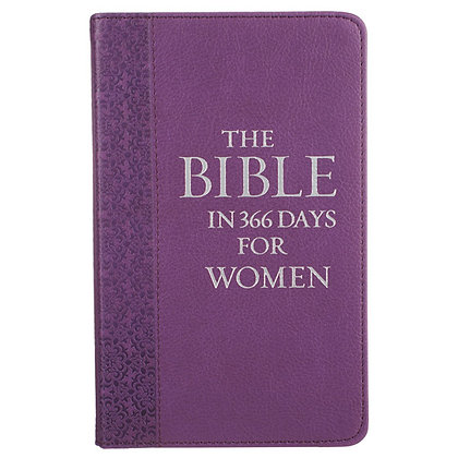 Bible In 366 Days for Women (LL)  Smit, Nina
