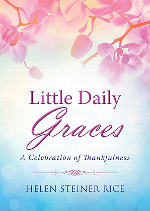 Little Daily Graces PB  A Celebration of Thankfulness  Rebecca Currington Snapdr
