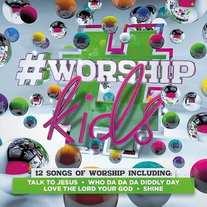 WORSHIP KIDS VARIOUS