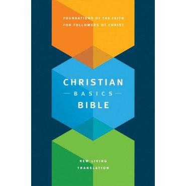 The NLT Christian Basics Bible NLT Paperback EAN  9781496413567
