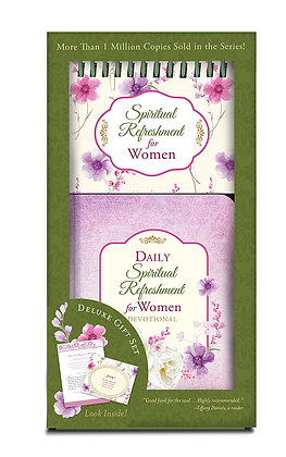 Spiritual Refreshment for Women Boxed Set
