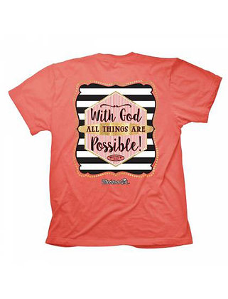 All things are possible size L