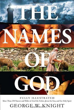 The Names Of God Paperback  More Than 250 Names And Titles of God