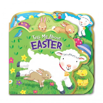 Tell Me About Easter (Die-Cut)