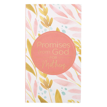 Promises from God for Mothers in Pink and Green