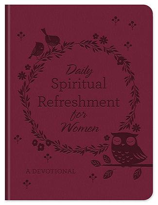 Daily Spiritual Refreshment for Women
