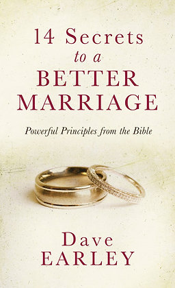 14 Secrets To A Better Marriage Paperback