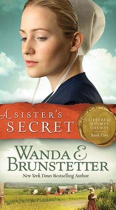 A Sister's Secret  Wanda E. Brunstetter