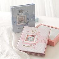 Baby Memory Book: Girl