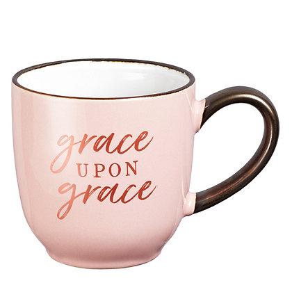 Grace upon Grace Coffee Mug
