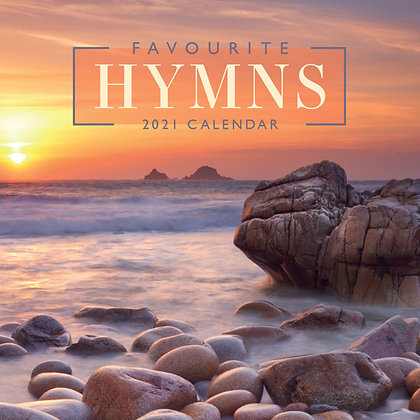 Favourite Hymns 2021 Calendar Mini