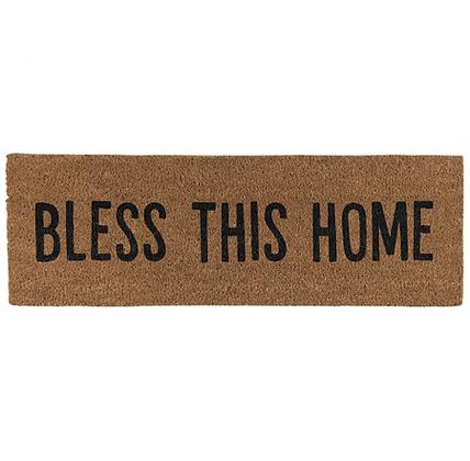 Bless This House Door Mat