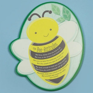 Wall Plaque Bee