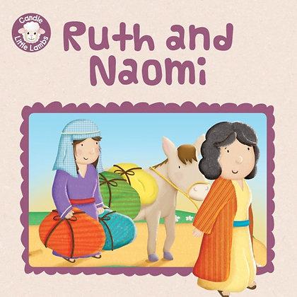 Ruth and Naomi Karen Williamson,Sarah Conner