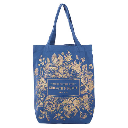 Tote: Strength & Dignity