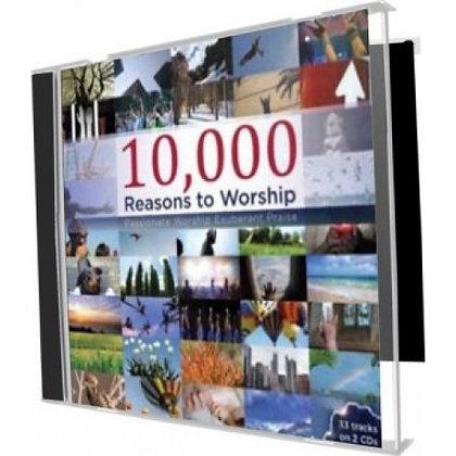 10000 REASONS TO WORSHIP VOL 1 (2CD) VARIOUS