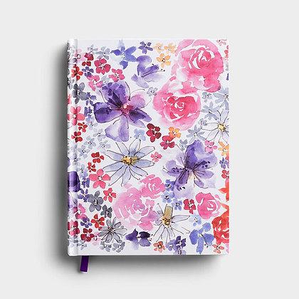 Journal: Watercolor Flowers