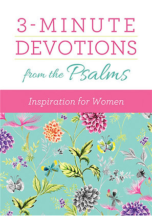 3-Minute Devotional from the Psalms MariLee Parrish