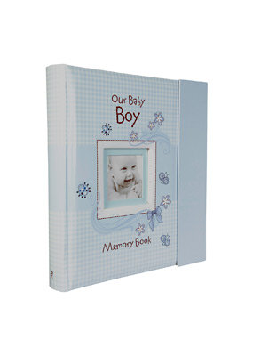 Baby Memory Book: Boy