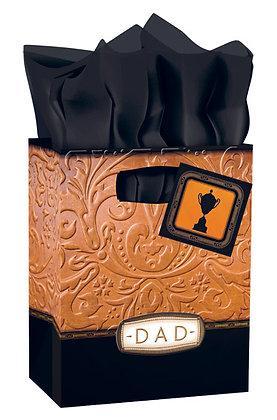 Faithful Man Medium Gift Bag