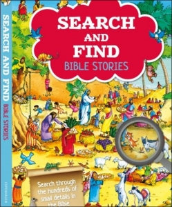 SEARCH AND FIND BIBLE STORIES