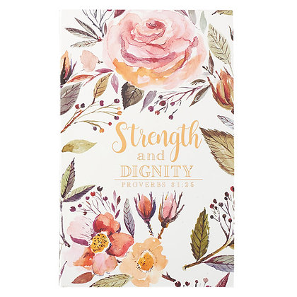 Jnl Flexcover: Strength & Dignity