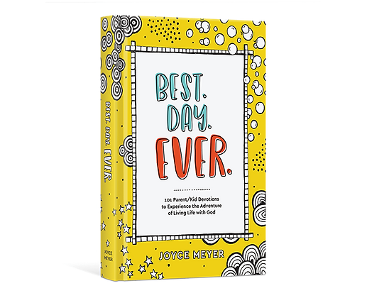Best Day Ever For Kids Hardcover By Joyce Mayer