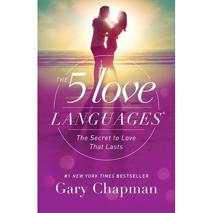 FIVE LOVE LANGUAGES, THE CHAPMAN, GARY D.