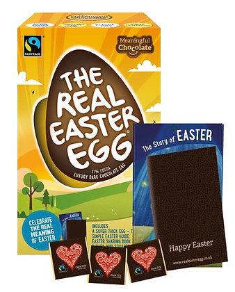 Real Easter Egg Dark Single