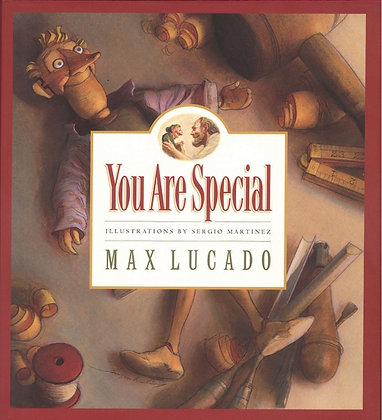 You Are Special Hardback by Max Lucado