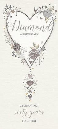 Diamond Wed Anniversary