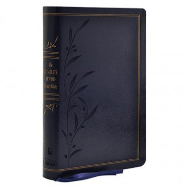 The Complete Jewish Study Bible Leather