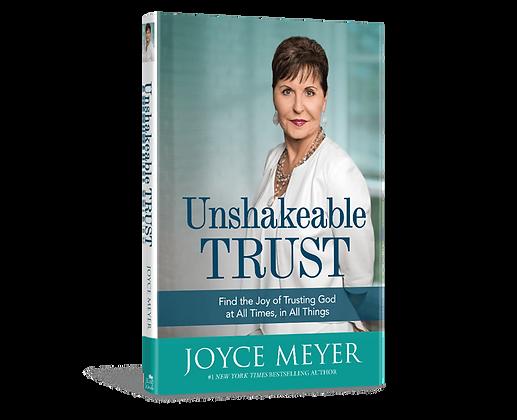 Unshakeable Trust Hardcover By Joyce Meyer