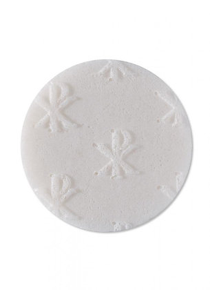 Priests All Over Cross Altar Bread - White Kyro - Pack of 50