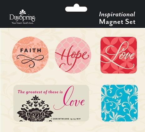 Love Magnet Set {5}