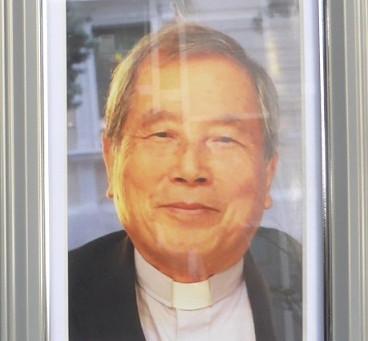 追悼:ヨハネ井下喜代秋助祭様