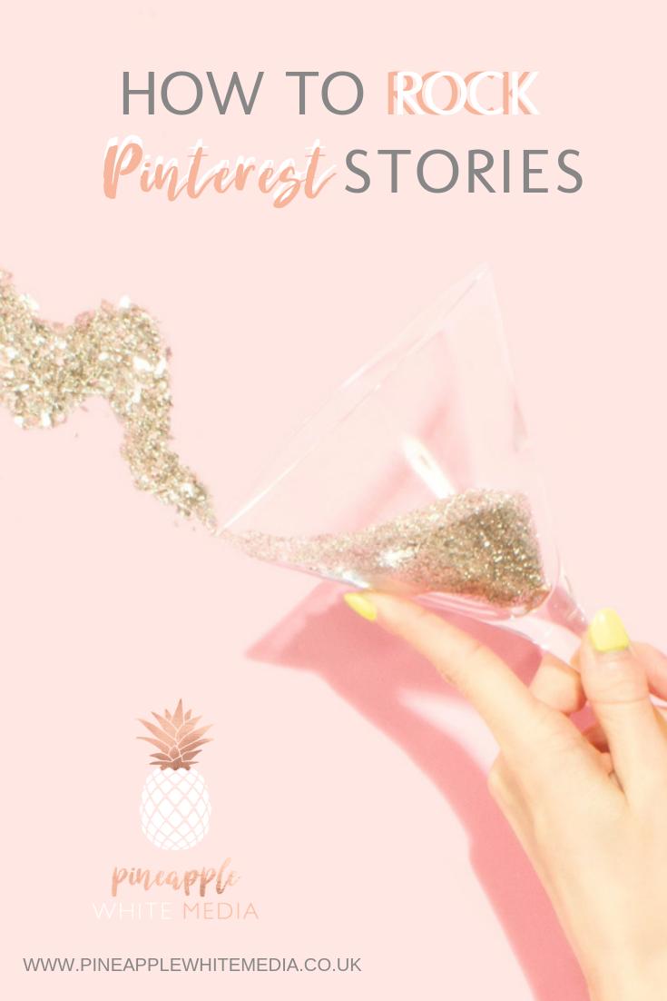 Glitter champagne girls hand with yellow nail varnish