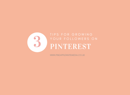 Followers on Pinterest.. how much do they matter ?