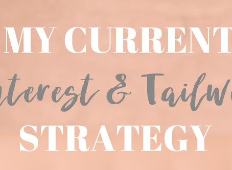 A simple Pinterest & Tailwind strategy