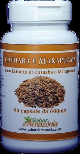 Catuaba e Marapuama