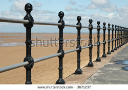 stock-photo-landscape-beach-railing-perspective-the-wirral-mouth-of-the-mersey-3