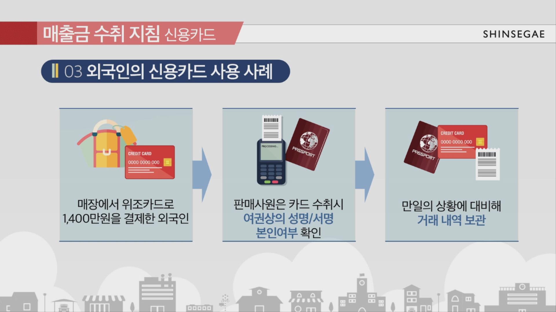 신세계백화점 영업 교육5