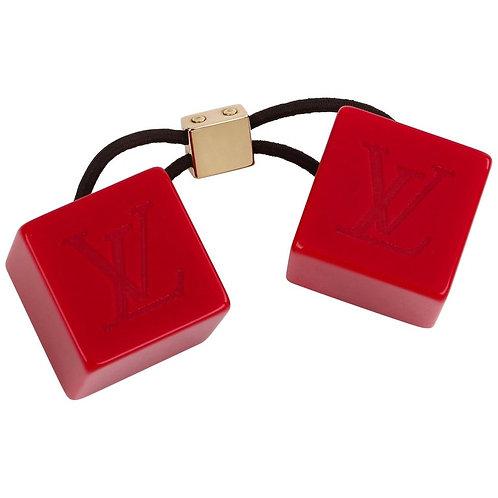 Louis Vuitton Hair Cubes