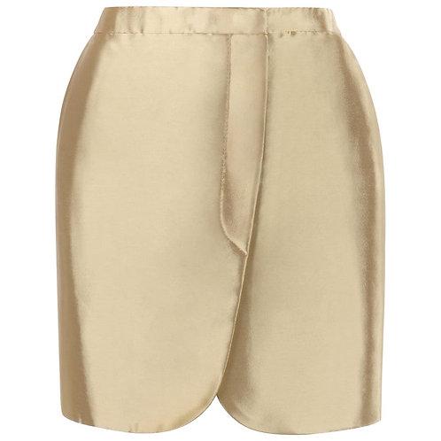 Alexander McQueen Wrap Skirt