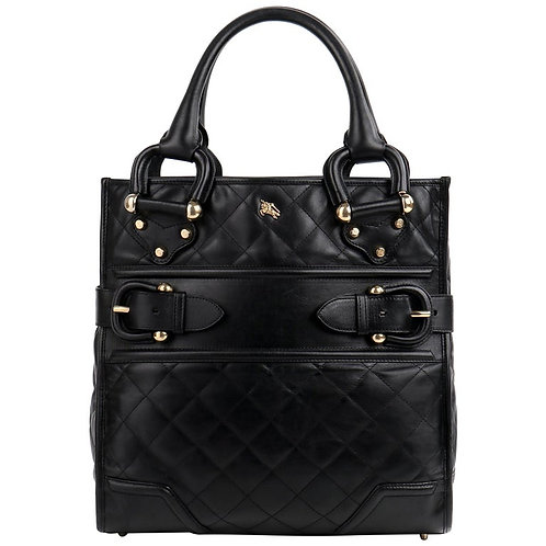 Burberry Prorsum Quilted Handbag