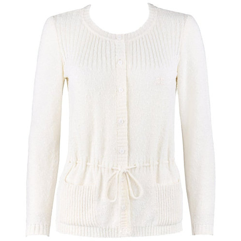 Courreges Cardigan Sweater